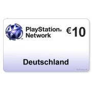 Sony (DE) PlayStation Network PSN Card 10EUR