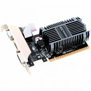 Inno3D Video Card GeForce GT710 2GB SDDR3 64-bit 954 1600 DVIVGAHDMI Heatsink N710-1SDV-E3BX