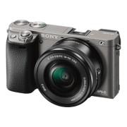 SONY Alpha A6000 Grijs + 16-50mm f/3.5-5.6