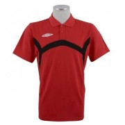 Umbro Team Polo Red Maat S