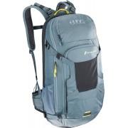 Evoc FR Trail E-Ride 20L Mochila protetora Azul M L