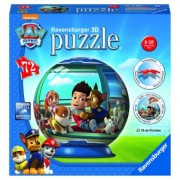 PUZZLE 3D Fun 6Ani+ PAW PATROL, 72 PIESE