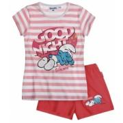 Pijama Smurf red