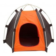 Washable Portable Folding Pet House Sun Tent Indoor Outdoor Waterproof Camping