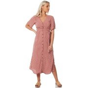 The Hidden Way Sasha Dress Lucy Stripe