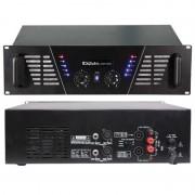 Amplificator sonorizare Ibiza, tehnologie mosfet, RCA, XLR, jack 6.35 mm, 2 x 1600 W