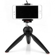 Eastern Club Mini Tripod Flexible Portable stand With Phone Holder Clip For Phone Digital DSLR Camera Smartphone.