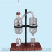 Destilační přístroj - železný