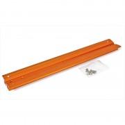 Baader Pletina para monturas con cola de milano V(EQ) para Celestron de 9,25'' + 11'' SC/HD, color naranja anodizado