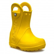 Cizme de cauciuc CROCS - Handle It Rain 12803 Yellow