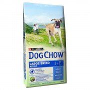 Purina Dog Chow Puppy Large Breed con pavo - Pack % - 2 x 14 kg