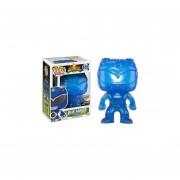 Funko Pop Blue Power Ranger Teleporting Only Gamestop Sticker