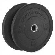 Capital Sports RENIT HI TEMP BUMPER дискове 50.4 MM алуминиева сърцевина гума 2 X 5 кг (FIT13-Renit)