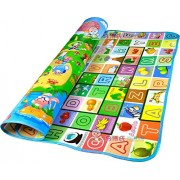 Maharaj Baby Crawling Waterproof Double Side Baby Play Crawl Floor Mat for Kids (120* 180)