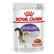 Royal Canin Sterilised en salsa - 12 x 85 g