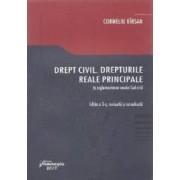 Drept civil. Drepturile reale principale Ed. 3 - Corneliu Birsan