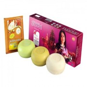 Herbal Gift pack set of 6 Bhakti Soaps. 125 gm each each