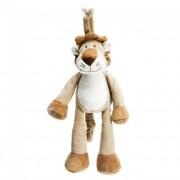 Zenélő oroszlán 25 cm Teddykompaniet