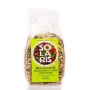 Mix din seminte de floarea soarelui si dovleac 150gr SOLARIS