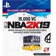 15,000 VC NBA 2K19 - PS4 HU Digital