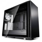 Кутия за компютър Fractal Design Define S2 Black – TG, USB Type-C, USB 3.0/2.0, черен, FD-CA-DEF-S2-BK-TGL