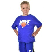 Nike fiú póló TEE BASKETBALL BALL CI9610-480