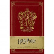 Insight Editions Gryffindor Crest Hardcover Ruled Journal