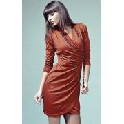 Rebeka sukienka (rudy)