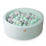 Meow Baby Mint Ball Pit 40 cm