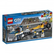 LEGO City dragster transportvoertuig 60151