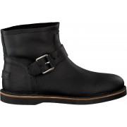 Shabbies Ankle Boots 181020086 Schwarz