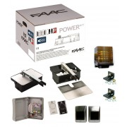 FAAC KIT POWER PLUS INTEGRAL Motorisation portail battant FAAC 24V - FAAC