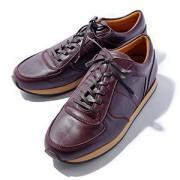 ≪銀座ヨシノヤ・紳士靴≫HF2042 ボルドー