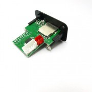 5V12V Mini MP3 decoder board TF USB lezen kaart eindversterker pre geïnstalleerd C4B3 speler (mp3-speler