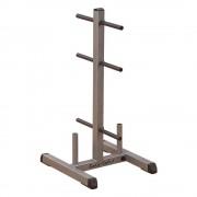Body-Solid Standard Plate Tree & Bar Holder - 30 mm