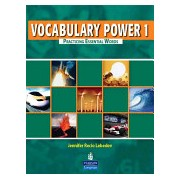 Vocabulary Power 1: Practicing Essential Words (Lebedev Jennifer Recio)(Paperback) (9780132283564)
