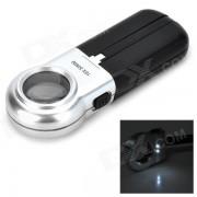 TH-7006A lente plegable 16X con luz LED