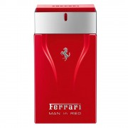 Acer Fragancia para Caballero Ferrari Man In Red Eau de Toilette 100 ml