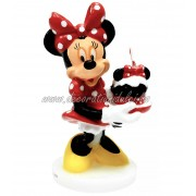 Lumanare 3D Minnie Mouse MODECOR