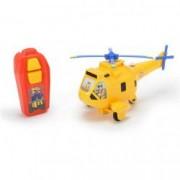 Set de joaca Elicopterul Wallaby cu telecomanda Pompierului Sam