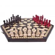 Set de șah în TREI (mare)