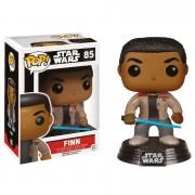 Pop! Vinyl Figura Funko Pop! Finn Bobble-Head - Star Wars: Episodio VII