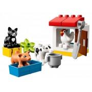 Lego Zvířátka z farmy 10870