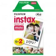 1x2 Fujifilm Instax Film Mini ( 2-Pak )