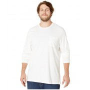 Tommy Bahama Big amp Tall New Bali Skyline Long Sleeve T-Shirt White