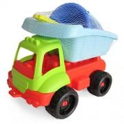 Camion Ecoiffier cu set pentru nisip