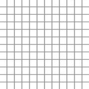 Paradyż Albir bianco mozaika k2x2 29,8x29,8
