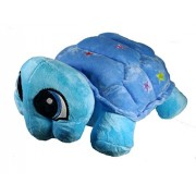 A-Mart soft toy tortoise turtle blue for kids girls 12 inch