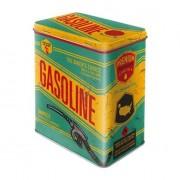 Bromma Kortförlag Plåtburk Gasoline