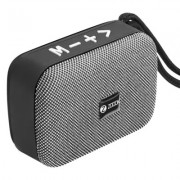Zoook ZB-Rockstar 5 W Bluetooth Speaker Grey-Black